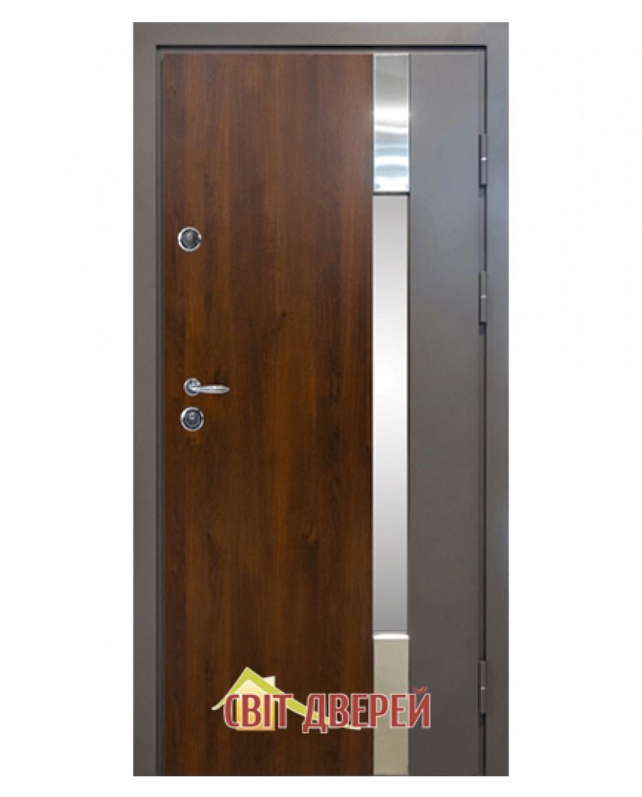 MAGDA.мод. №900, тип 14  дуб бронзовый + серая