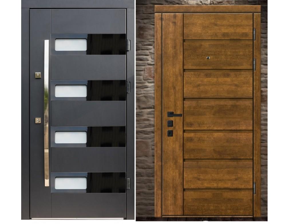 Какое покрытие выбрать для уличной двери в дом???