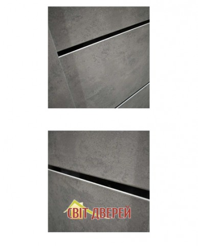 HYGGE.Atum Pro 27(Antic Loft, стекло Black Gloss)