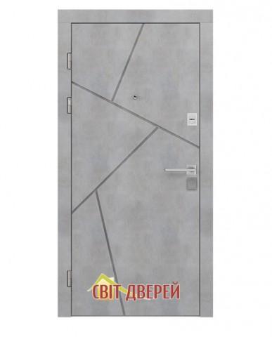 Rodos Steel Line LNZ 006 (квартира)