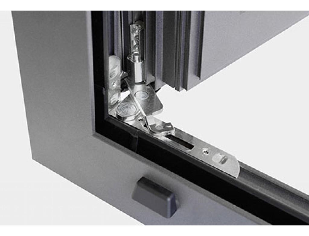 Инновация внутри окна -скрытые петли в окнах