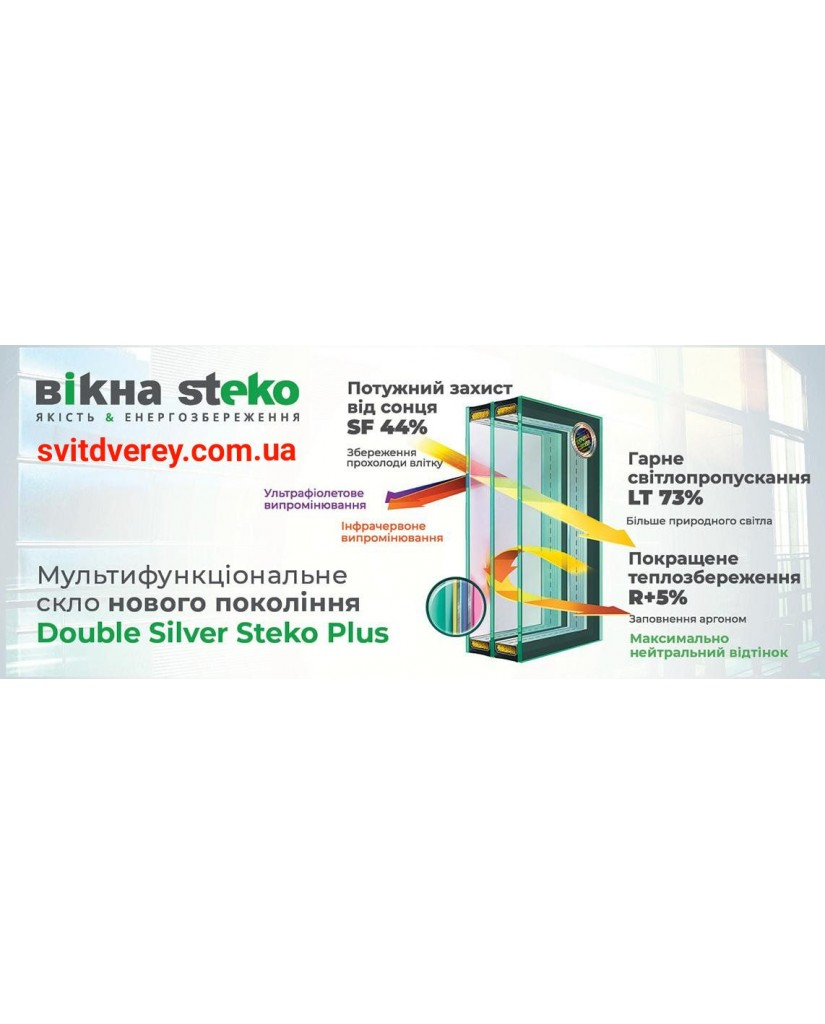 Steko IDEAL 8000 RL, (85 мм), Белый (1400*1400мм)
