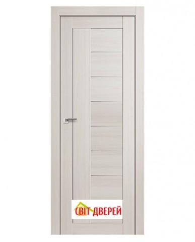 Eco Veneer Modern  VM- 17 UV-lack (Blanco), стекло extra white +молдинг алюминиевый (СКЛАД)