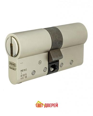 Цилиндр KESO DIN _ MOD _ KK B 8000 Ω2 90 NM 40x50 CAM30 3key