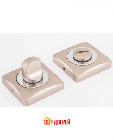 ROD TYPE 3-WC матовый никель/хром полированный